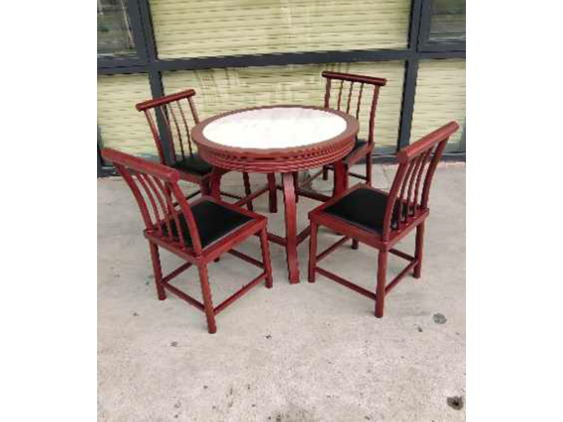铝艺桌椅04款