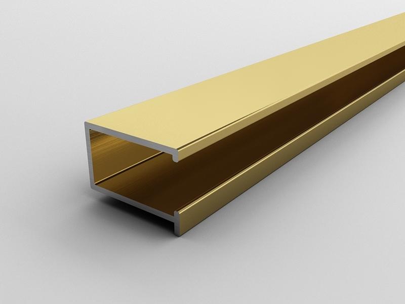 PA-1201顶线收边金色
