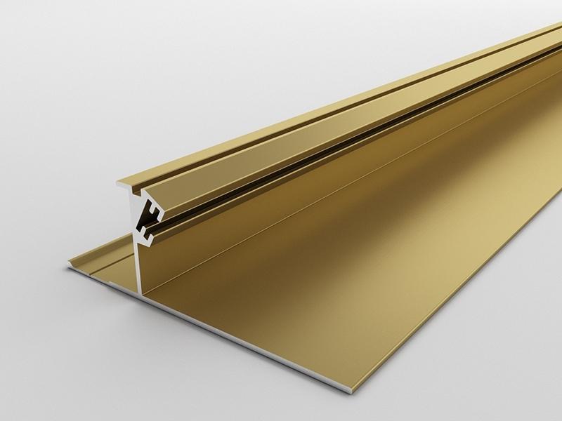 PA-1807踢脚线金色